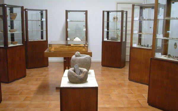 نمای شماره ۵ موزه باستان شناسی