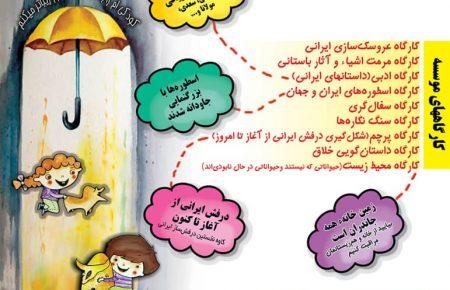 کارگاه های تابستانی برای کودک و نوجوان با محوریت باستان شناسی در موسسه باستان شناسی دانشگاه تهران