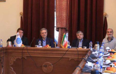برگزاری جلسه شورای عالی موزههای دانشگاه تهران